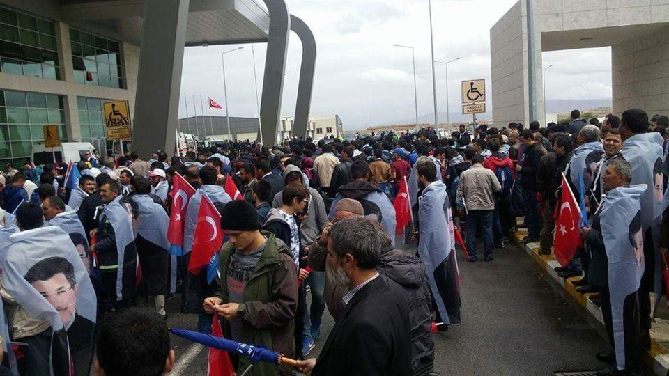 Konya Başbakanını bekliyor 8