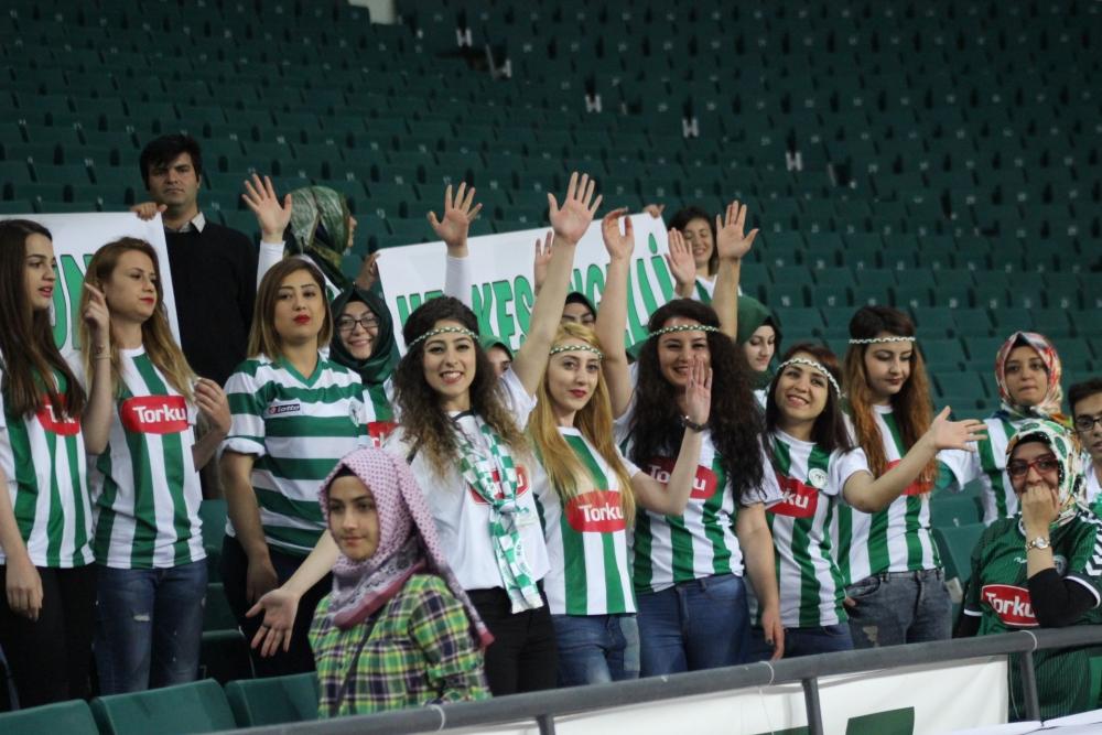 Muhabirimizin gözünden Konyaspor-Kasımpaşa maçı 1