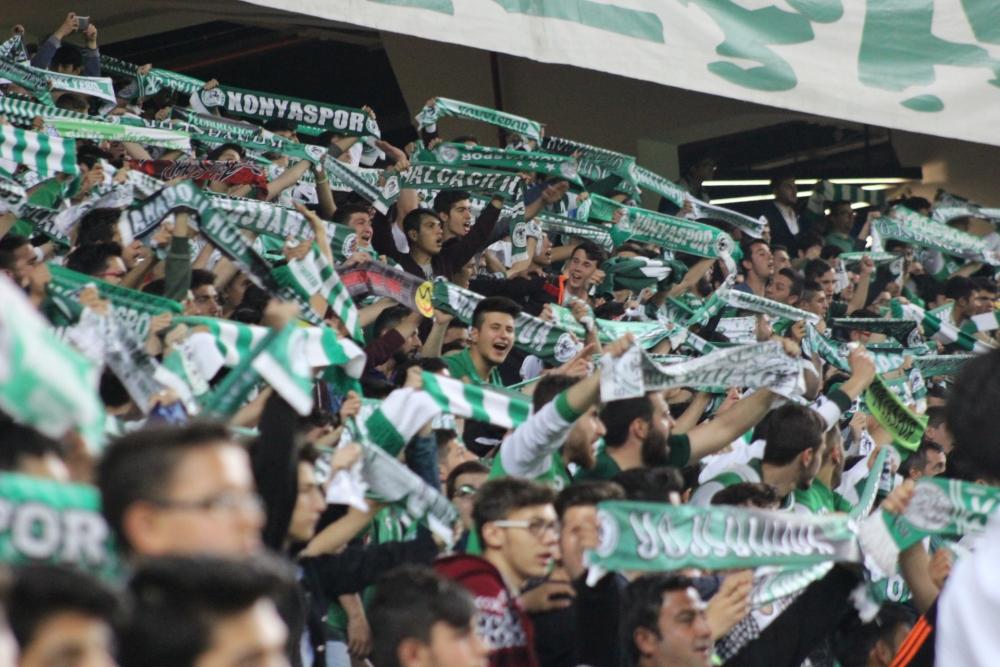 Muhabirimizin gözünden Konyaspor-Kasımpaşa maçı 10