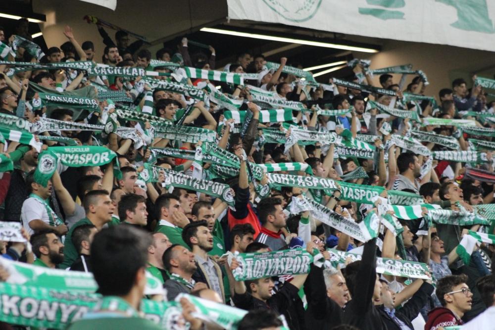 Muhabirimizin gözünden Konyaspor-Kasımpaşa maçı 12