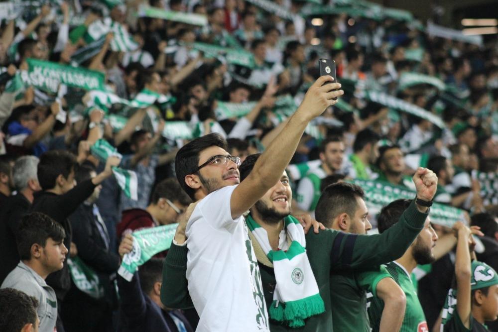 Muhabirimizin gözünden Konyaspor-Kasımpaşa maçı 13