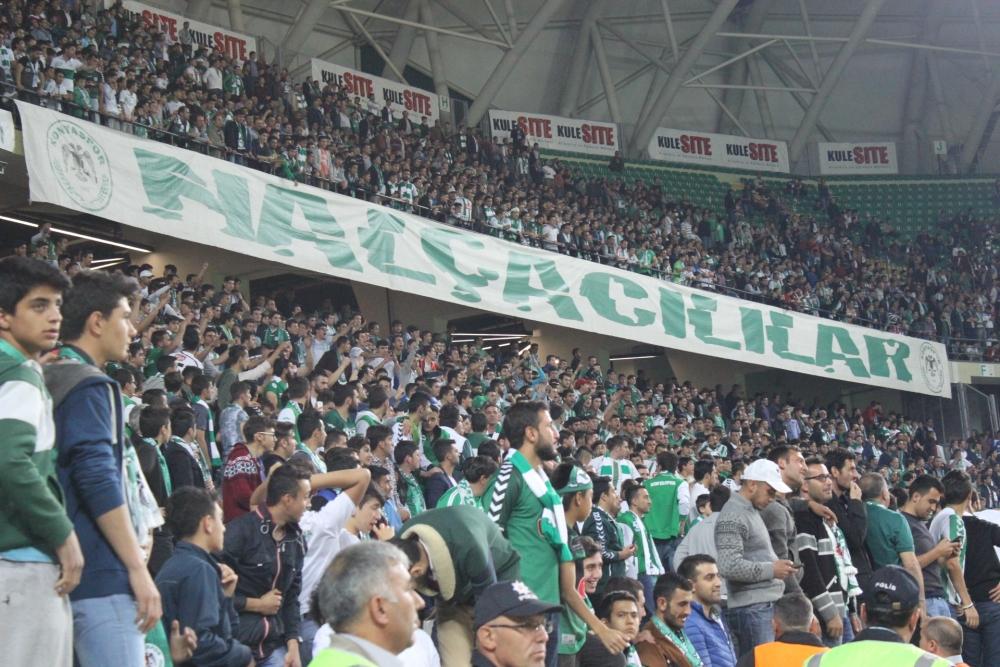 Muhabirimizin gözünden Konyaspor-Kasımpaşa maçı 14