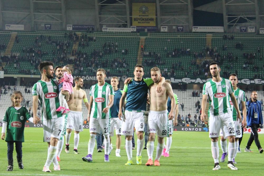 Muhabirimizin gözünden Konyaspor-Kasımpaşa maçı 15