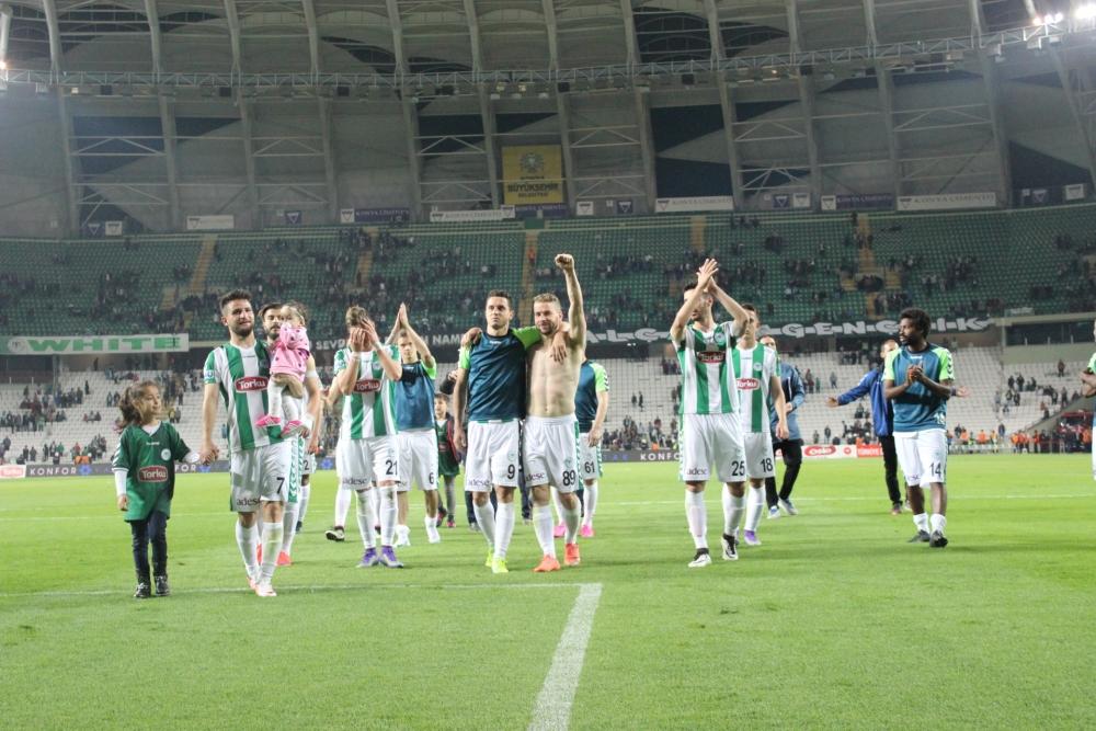 Muhabirimizin gözünden Konyaspor-Kasımpaşa maçı 16