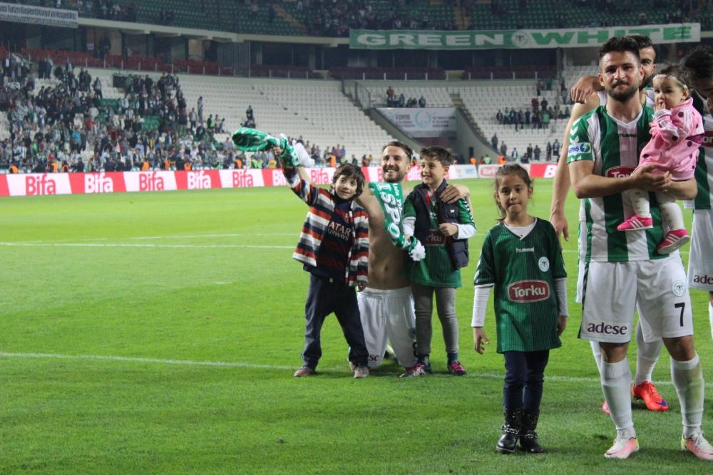 Muhabirimizin gözünden Konyaspor-Kasımpaşa maçı 17