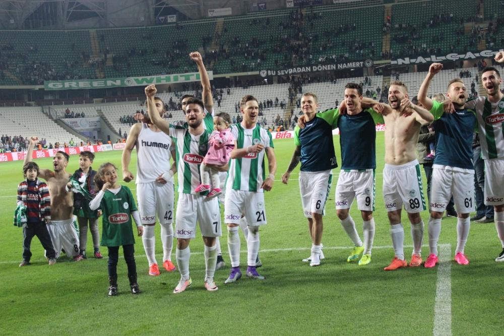 Muhabirimizin gözünden Konyaspor-Kasımpaşa maçı 18