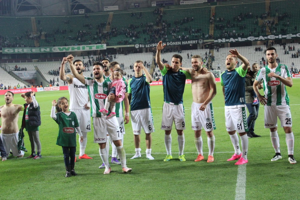 Muhabirimizin gözünden Konyaspor-Kasımpaşa maçı 19