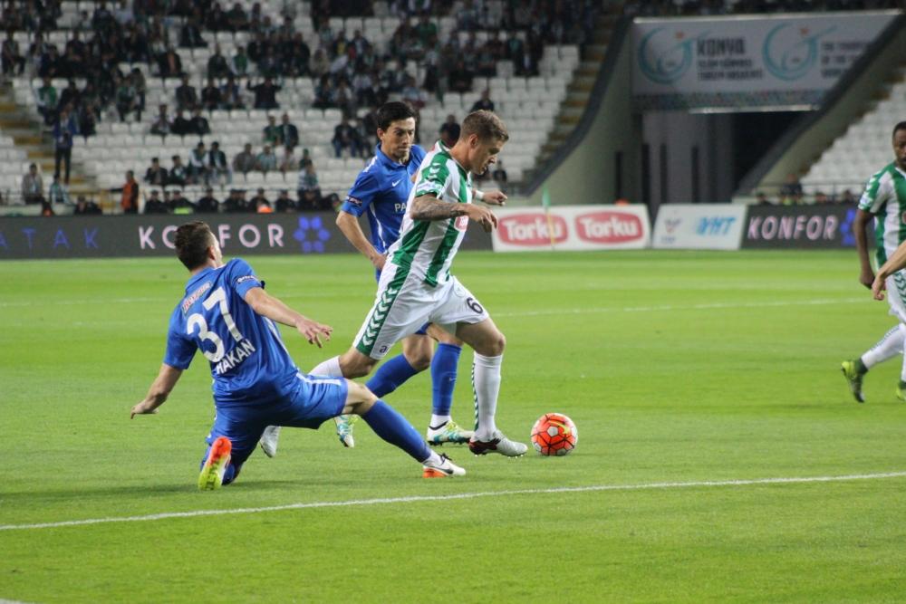 Muhabirimizin gözünden Konyaspor-Kasımpaşa maçı 2
