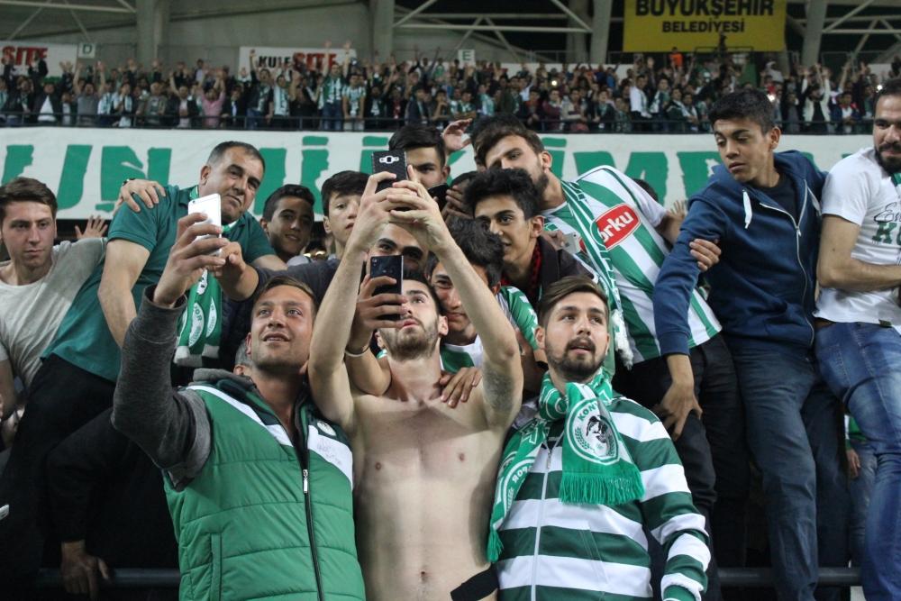 Muhabirimizin gözünden Konyaspor-Kasımpaşa maçı 20