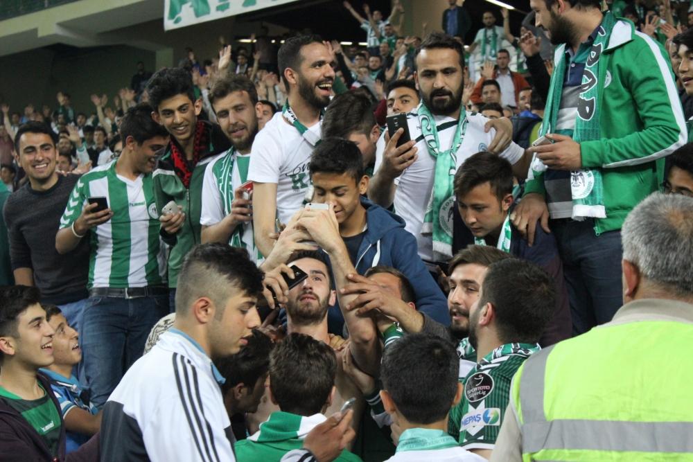 Muhabirimizin gözünden Konyaspor-Kasımpaşa maçı 22