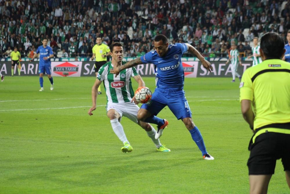 Muhabirimizin gözünden Konyaspor-Kasımpaşa maçı 3