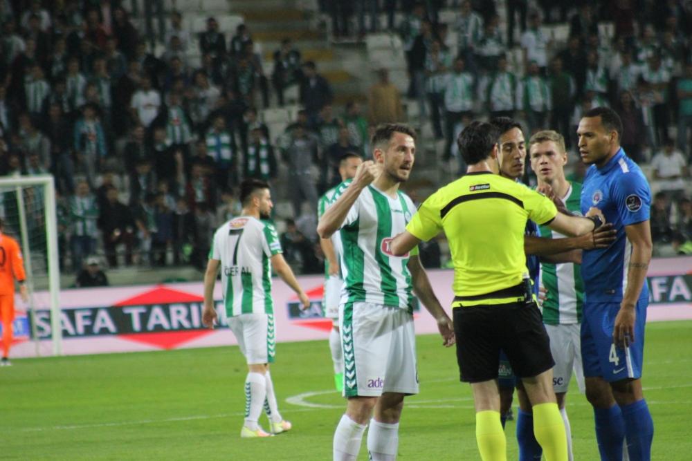 Muhabirimizin gözünden Konyaspor-Kasımpaşa maçı 4