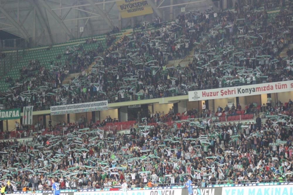 Muhabirimizin gözünden Konyaspor-Kasımpaşa maçı 5