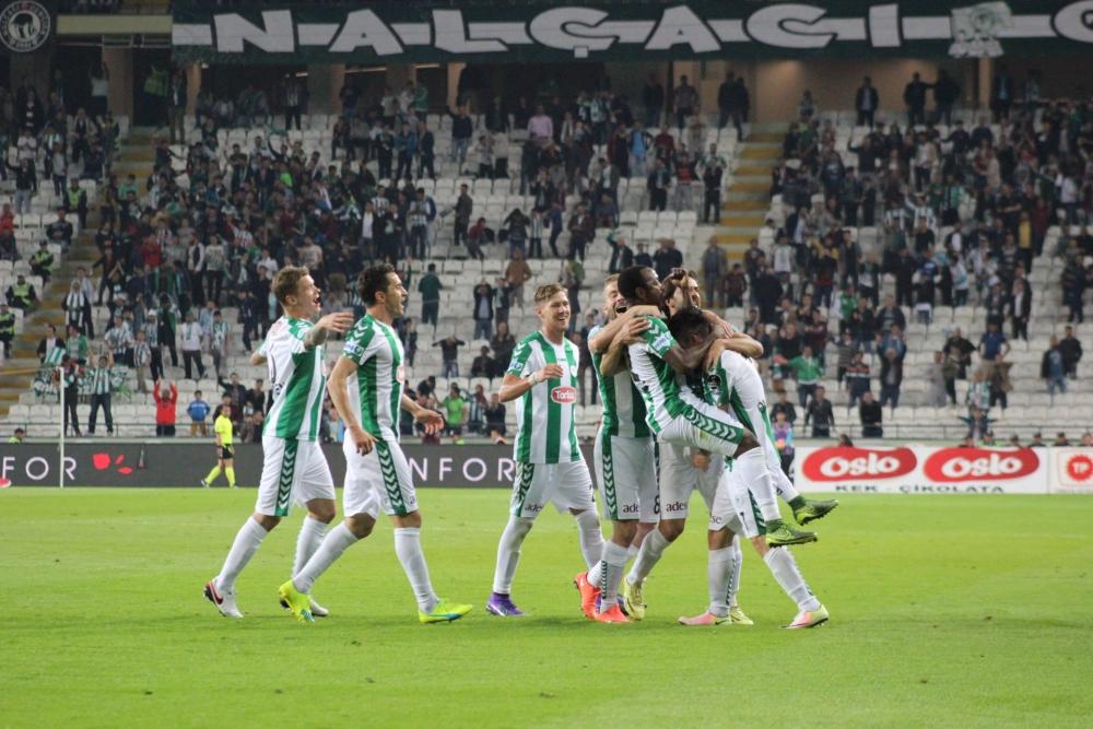 Muhabirimizin gözünden Konyaspor-Kasımpaşa maçı 7
