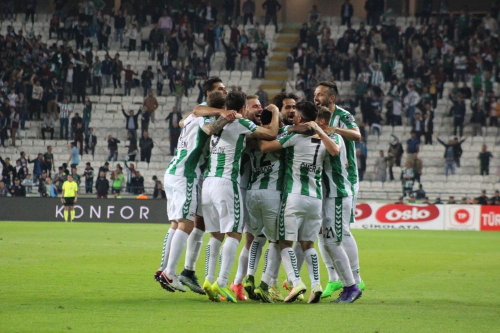 Muhabirimizin gözünden Konyaspor-Kasımpaşa maçı 8