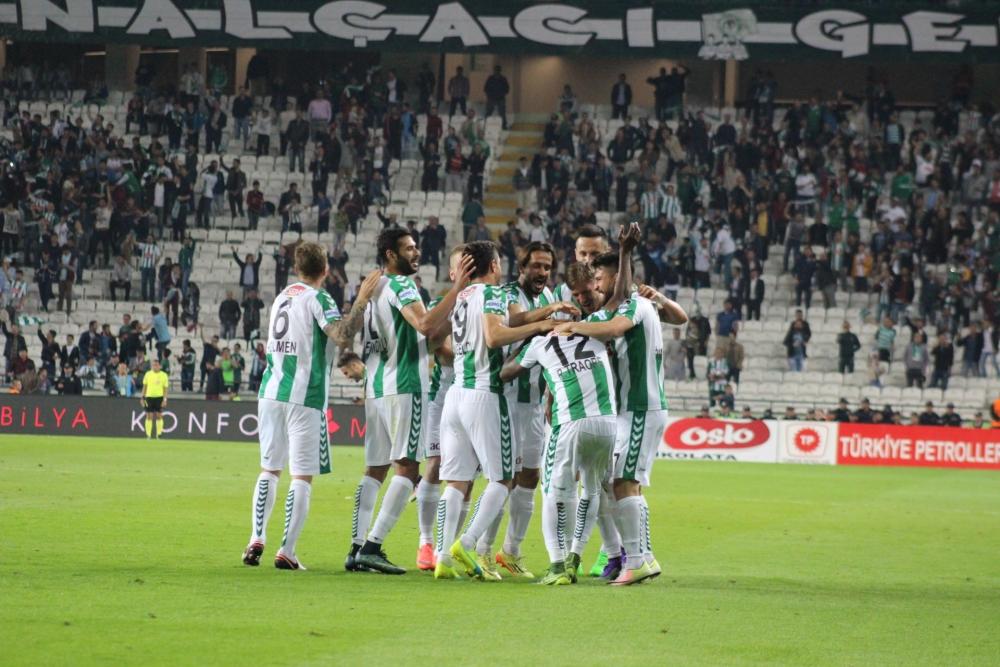 Muhabirimizin gözünden Konyaspor-Kasımpaşa maçı 9