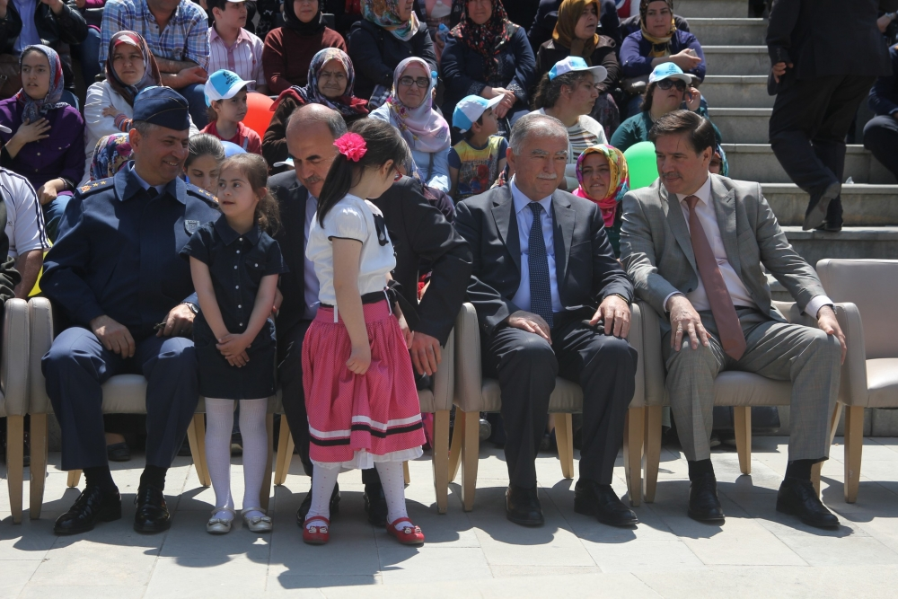 Konya'da Engelliler Haftası etkinlikleri 2