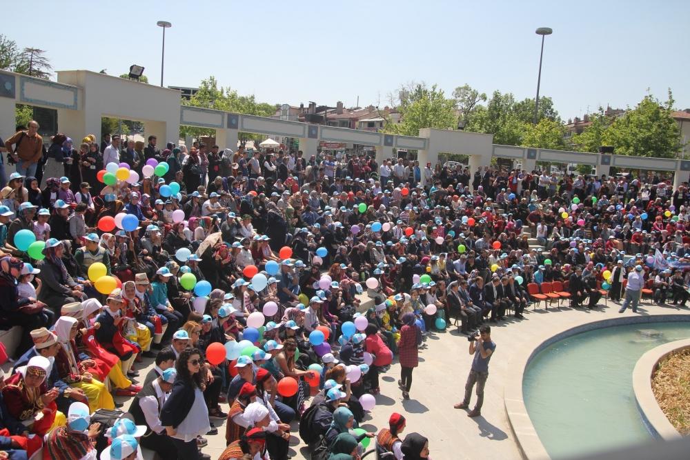 Konya'da Engelliler Haftası etkinlikleri 3