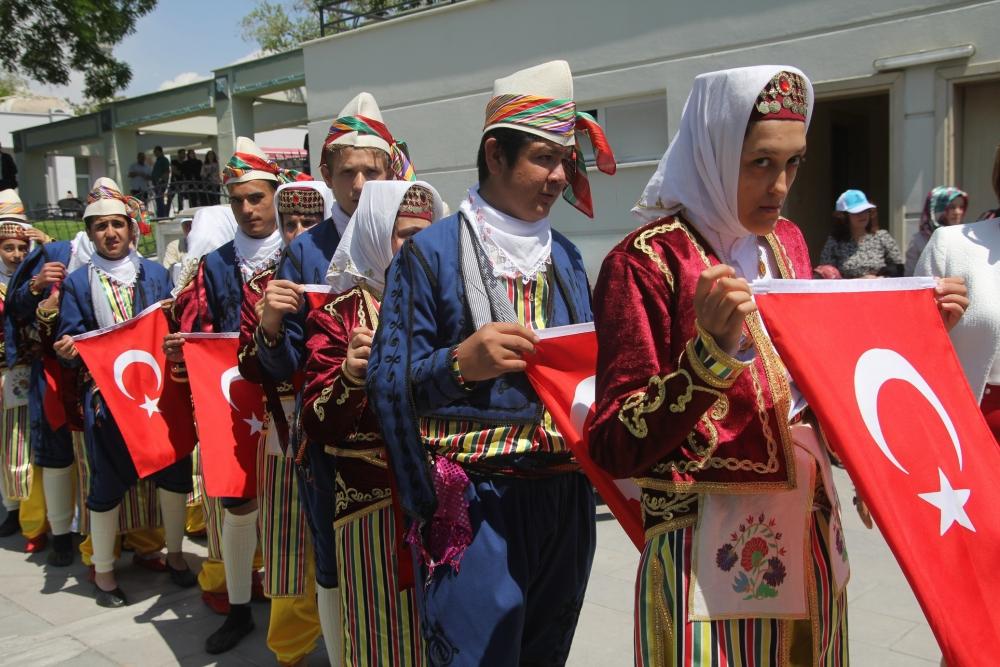 Konya'da Engelliler Haftası etkinlikleri 4