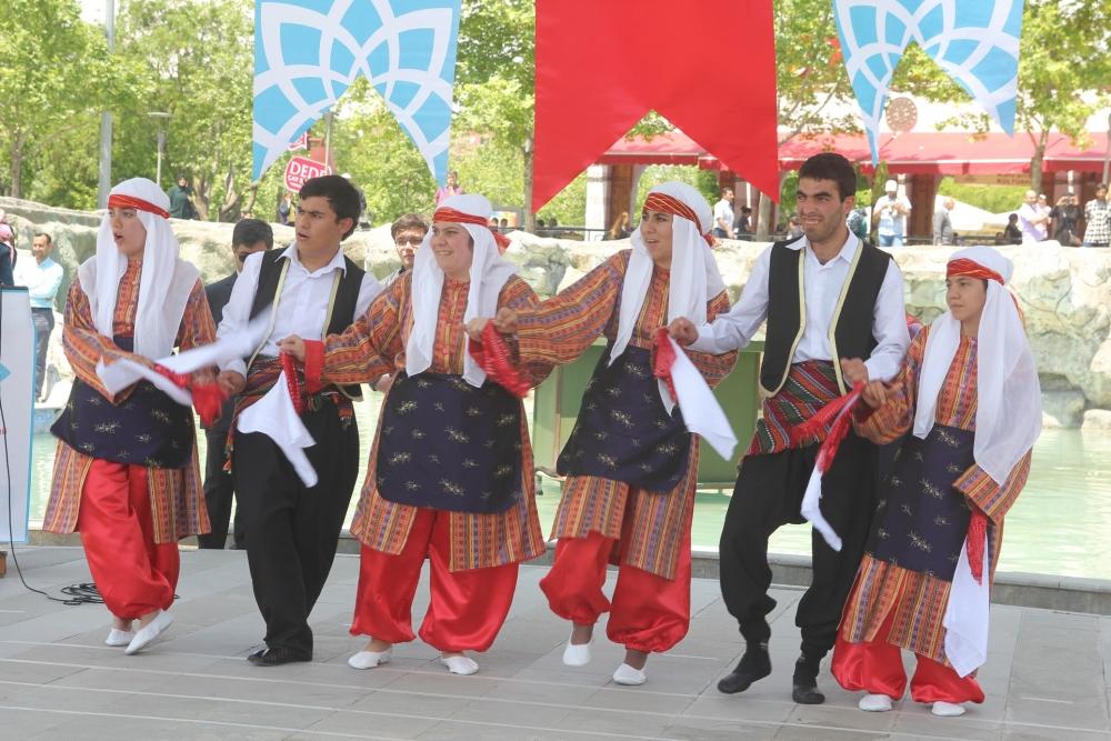 Konya'da Engelliler Haftası etkinlikleri 5