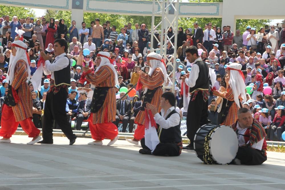Konya'da Engelliler Haftası etkinlikleri 7
