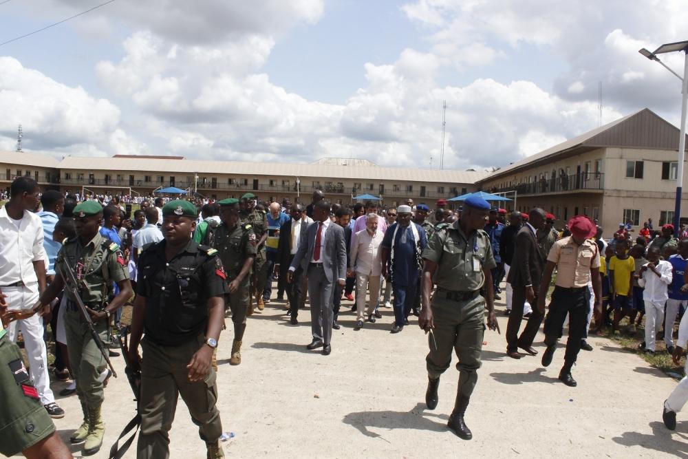 MÜSİAD Konya heyeti Nijerya'da 1