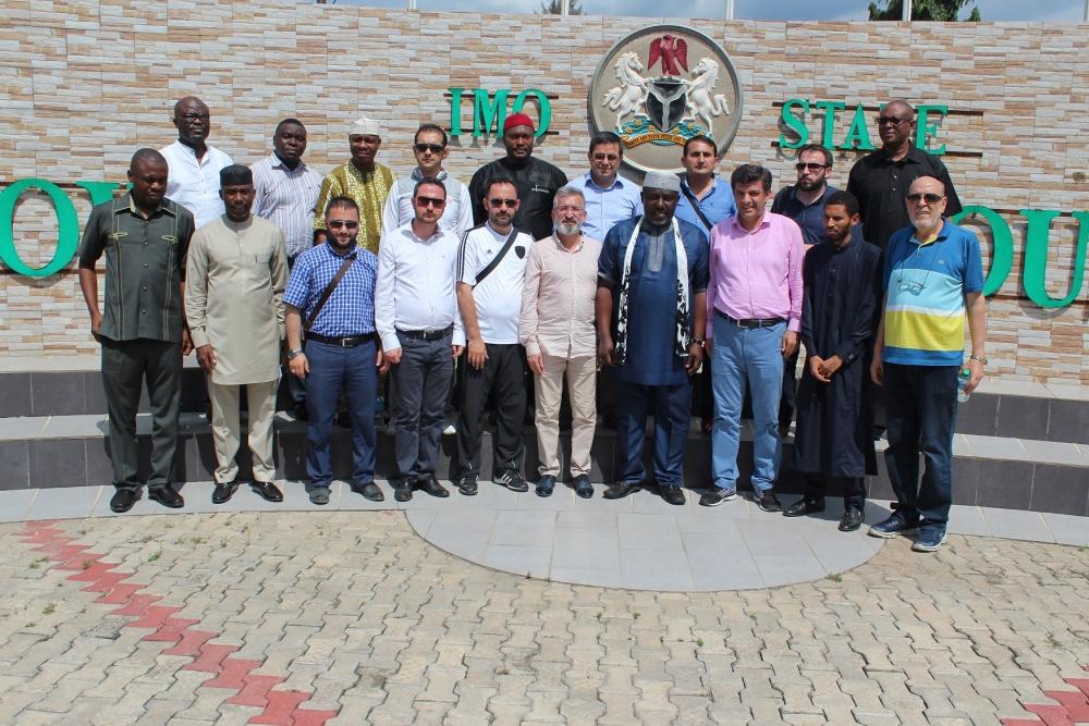 MÜSİAD Konya heyeti Nijerya'da 3