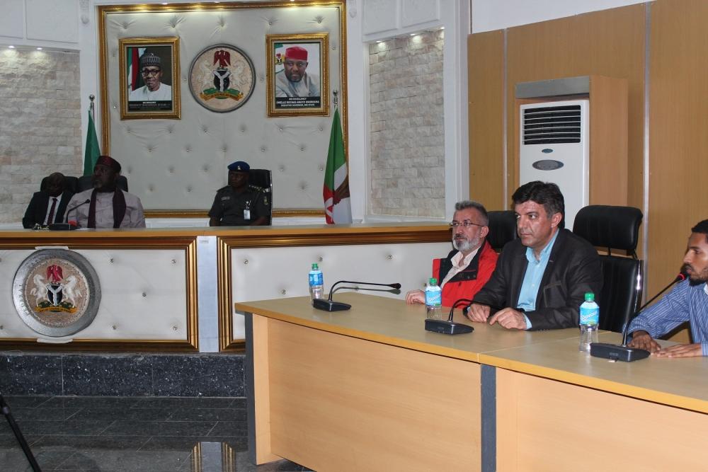 MÜSİAD Konya heyeti Nijerya'da 4