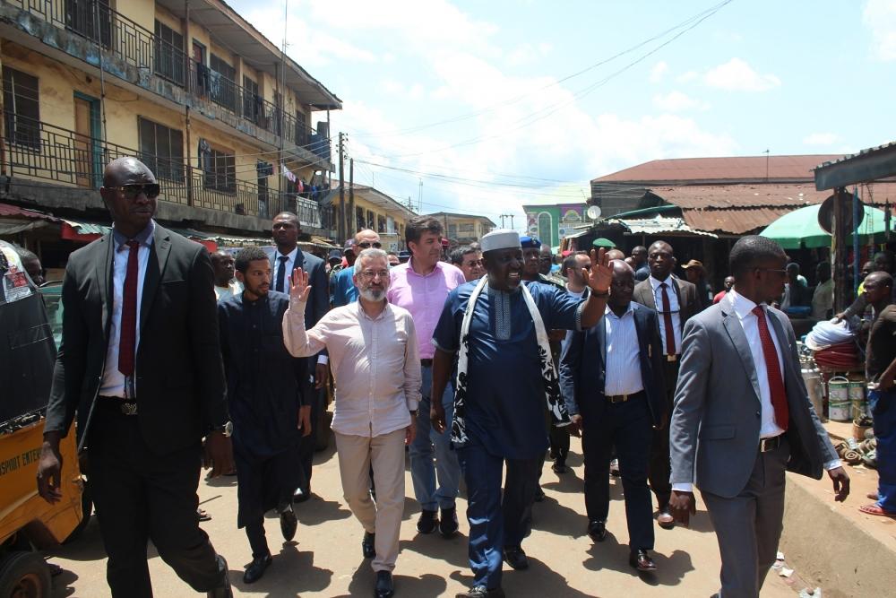 MÜSİAD Konya heyeti Nijerya'da 6