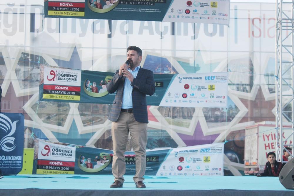 Ümmetin gençleri Türkiye'de buluşuyor 10