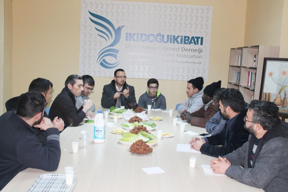 Ümmetin gençleri Türkiye'de buluşuyor 11