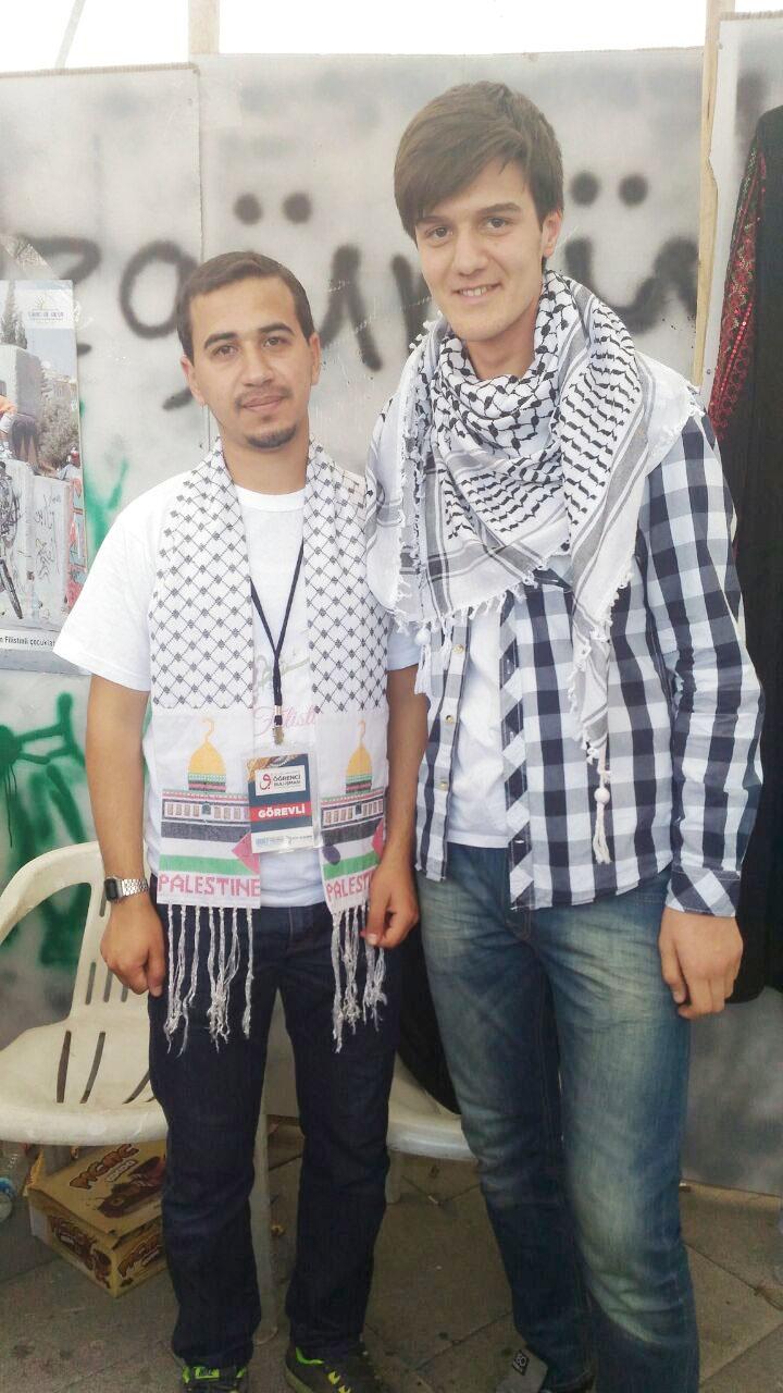 Ümmetin gençleri Türkiye'de buluşuyor 12