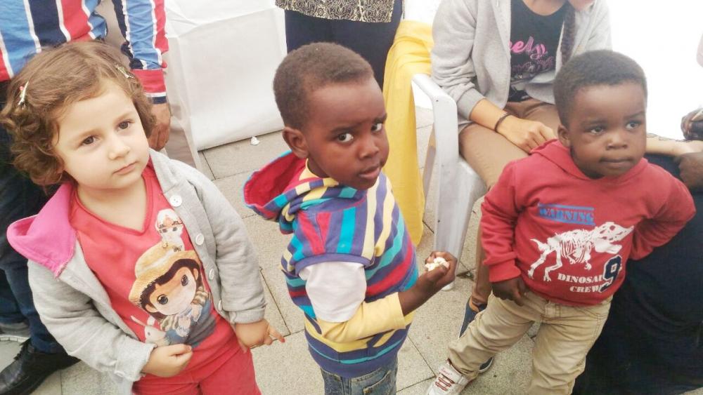 Ümmetin gençleri Türkiye'de buluşuyor 13