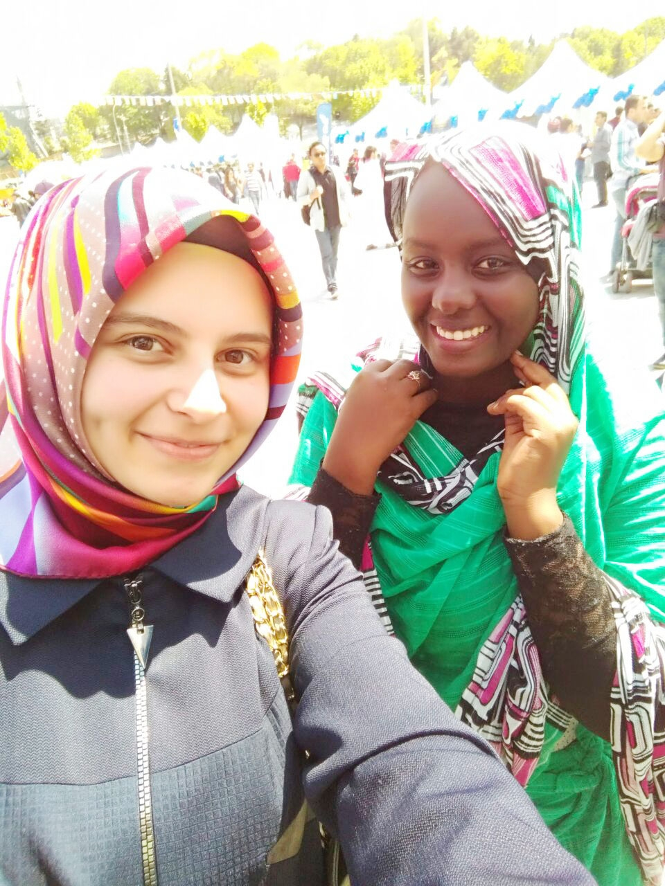 Ümmetin gençleri Türkiye'de buluşuyor 16