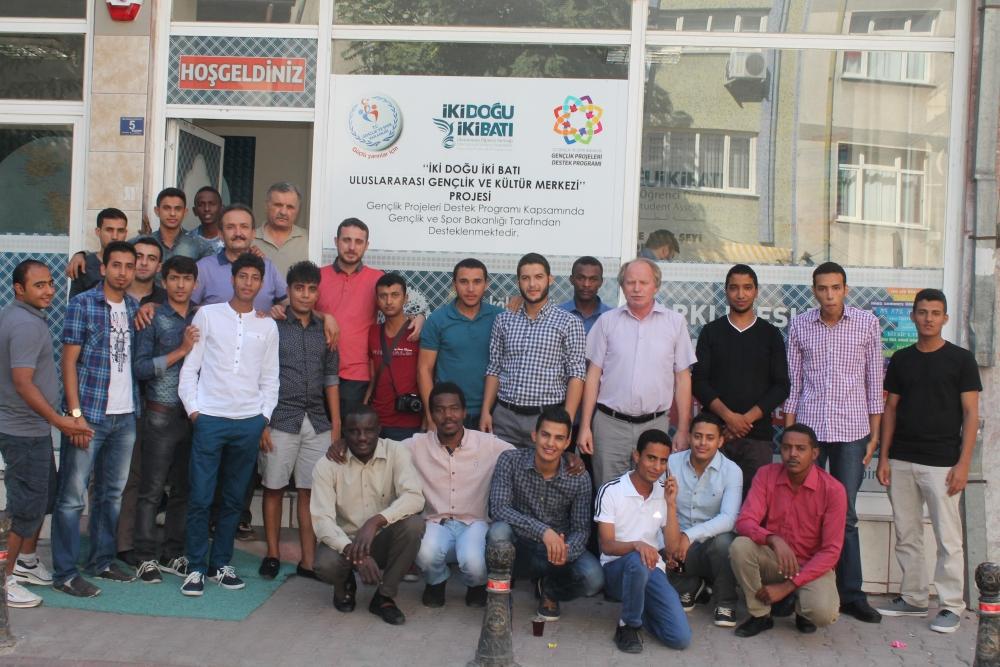 Ümmetin gençleri Türkiye'de buluşuyor 2