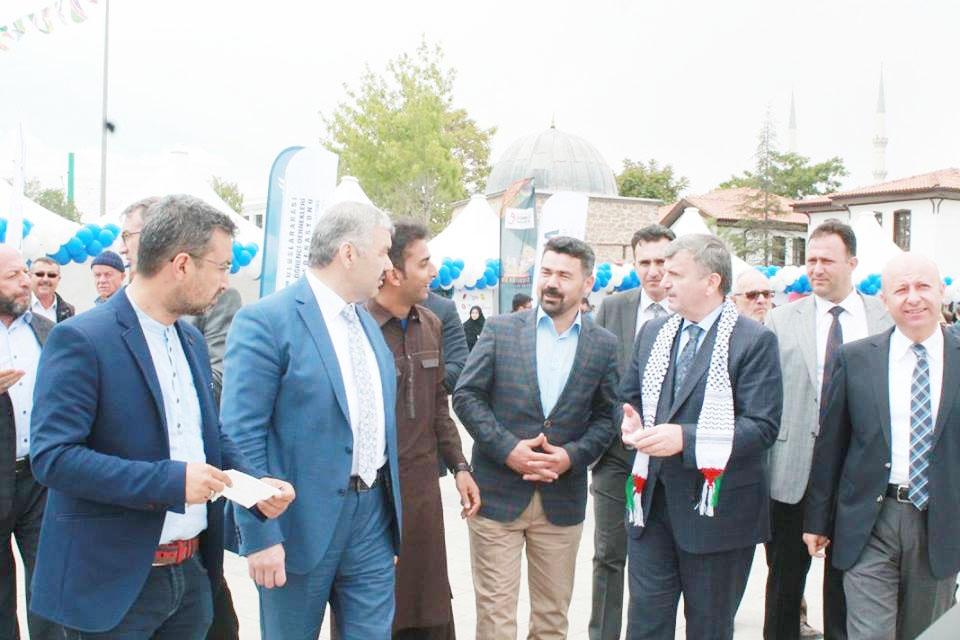 Ümmetin gençleri Türkiye'de buluşuyor 4