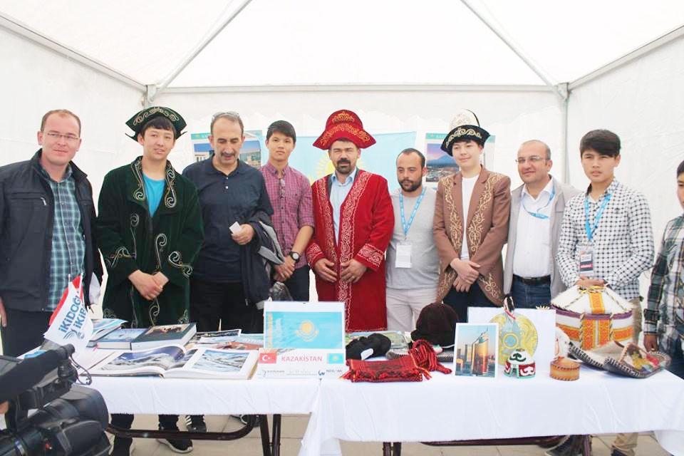 Ümmetin gençleri Türkiye'de buluşuyor 5