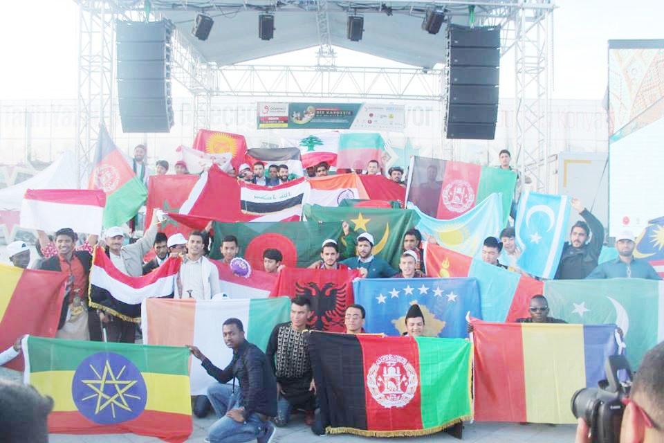 Ümmetin gençleri Türkiye'de buluşuyor 6