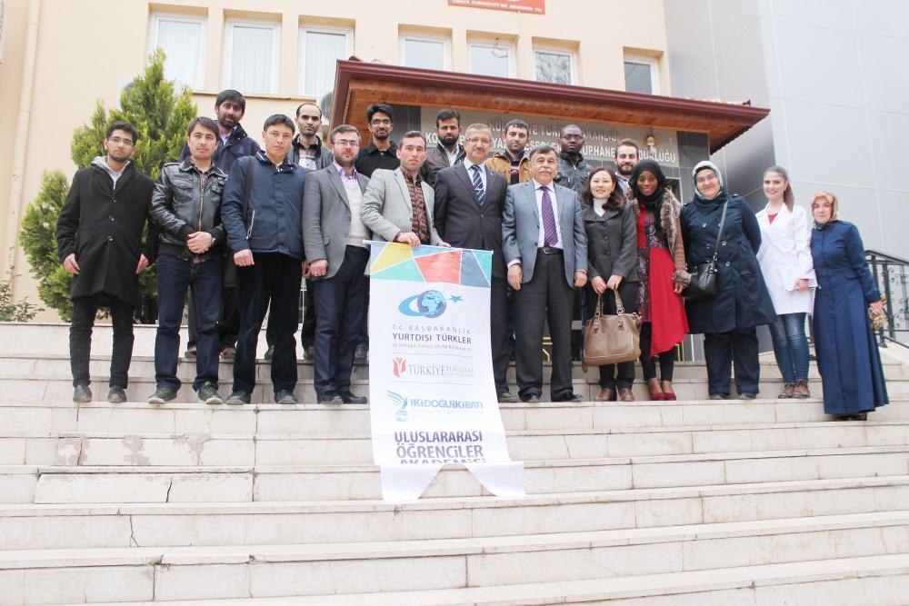 Ümmetin gençleri Türkiye'de buluşuyor 7