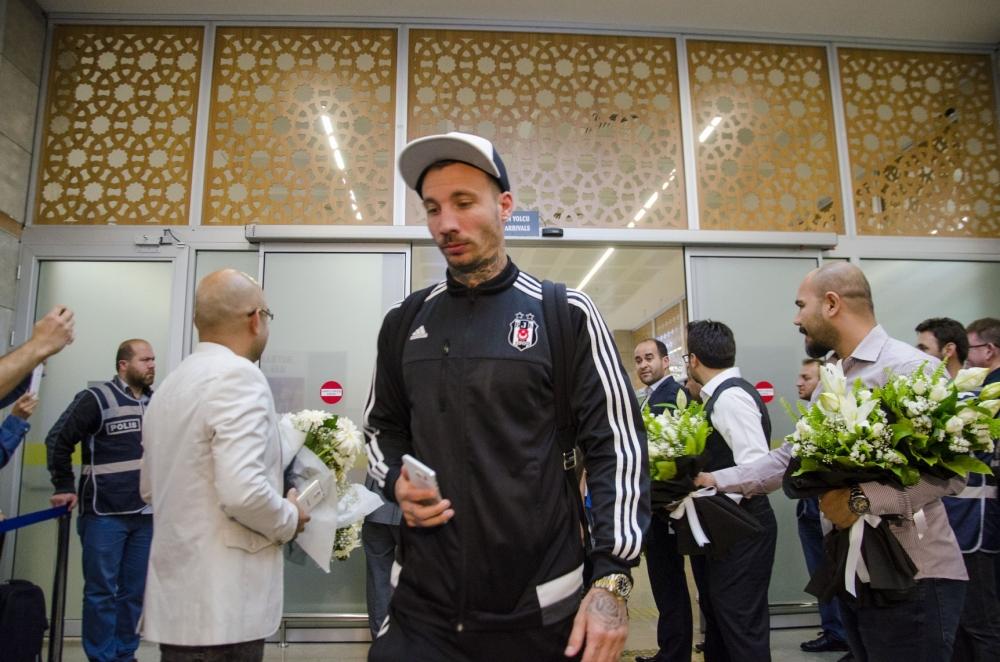 Beşiktaş kafilesi Konya'da 6
