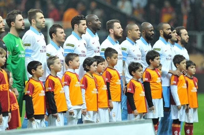 Galatasaray 2 - Trabzonspor 1 1