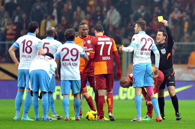 Galatasaray 2 - Trabzonspor 1 10