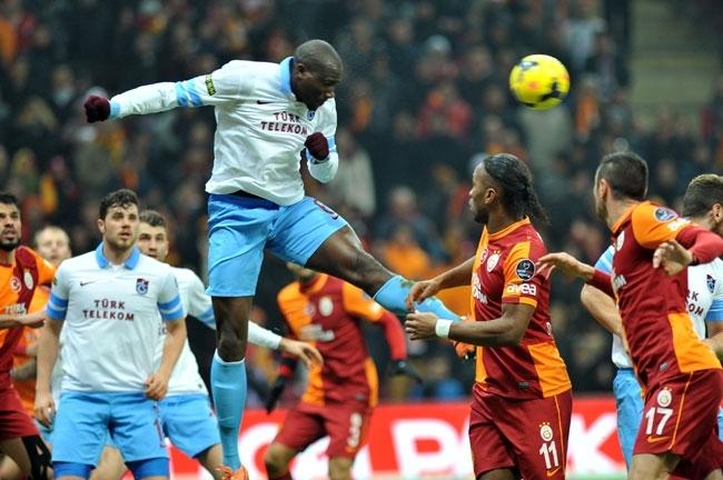 Galatasaray 2 - Trabzonspor 1 11