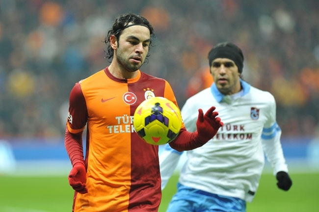 Galatasaray 2 - Trabzonspor 1 12