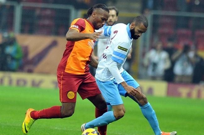 Galatasaray 2 - Trabzonspor 1 13