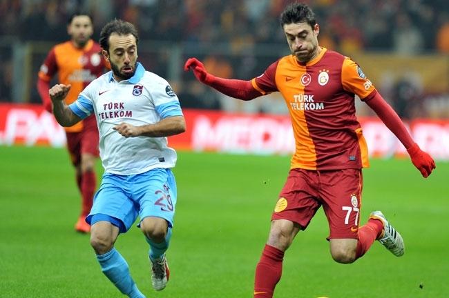 Galatasaray 2 - Trabzonspor 1 17