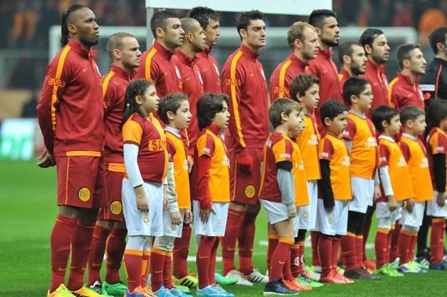 Galatasaray 2 - Trabzonspor 1 2