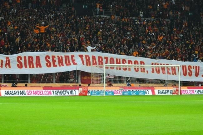 Galatasaray 2 - Trabzonspor 1 3