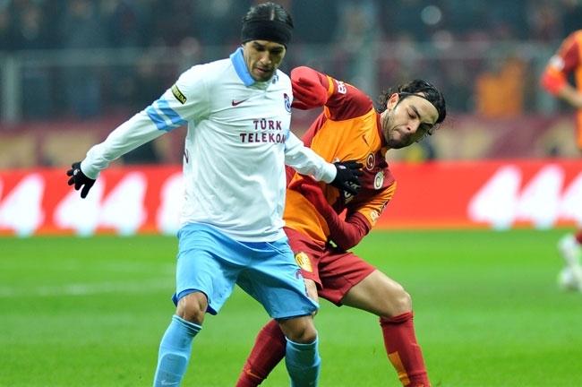 Galatasaray 2 - Trabzonspor 1 9