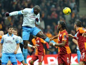 Galatasaray 2 - Trabzonspor 1